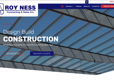 Roy Ness Contracting